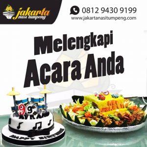 Nasi Tumpeng di Jakarta