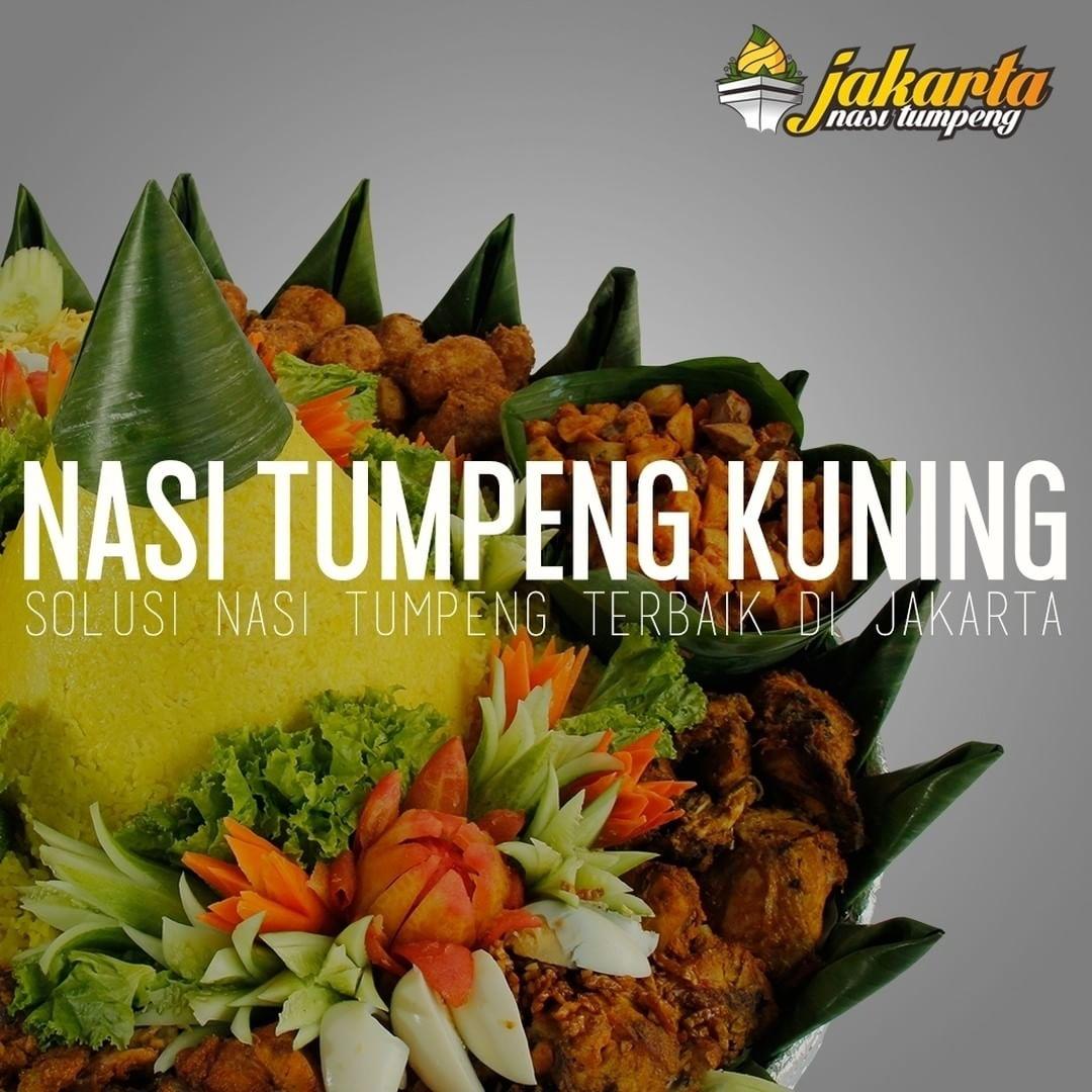 Pesan Nasi Tumpeng Jakarta Pusat