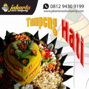 Pesan Nasi Tumpeng di Jakarta