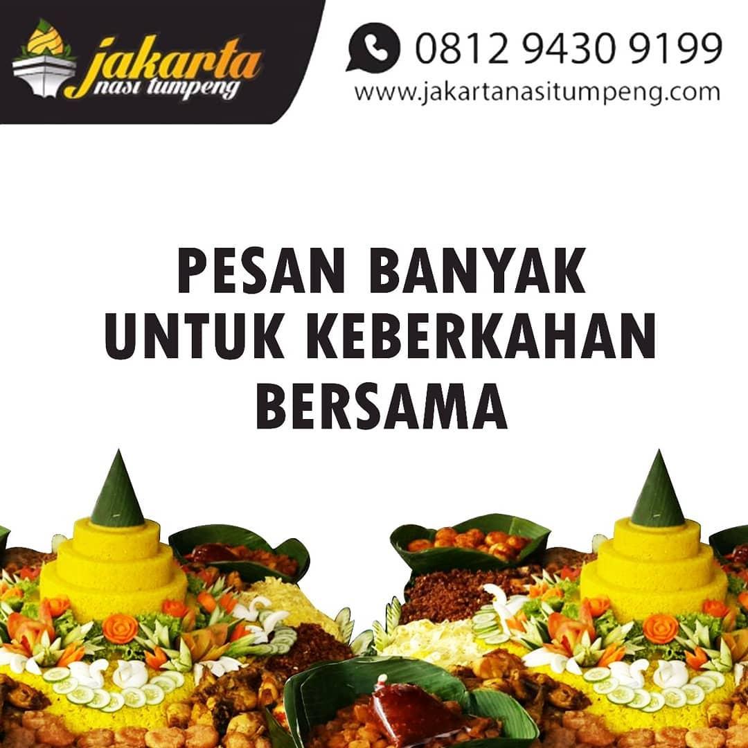 Tumpeng Enak di Jakarta