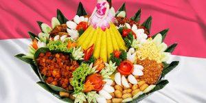 Pesan Nasi Tumpeng Terbaik di Srengseng Sawah
