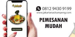 Pesan Tumpeng Mini di Jakarta