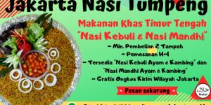 Pesan Nasi Kebuli Jakarta Selatan