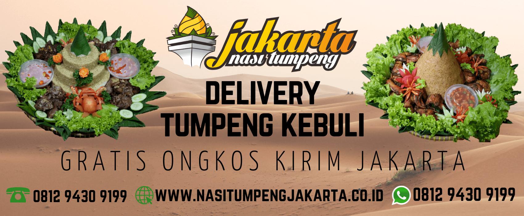 Catering Tumpeng Kebuli Jakarta