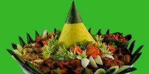 Pesan Nasi Tumpeng di Pantai Indah Kapuk