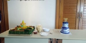 Pesan Nasi Tumpeng di Kampung Rawa