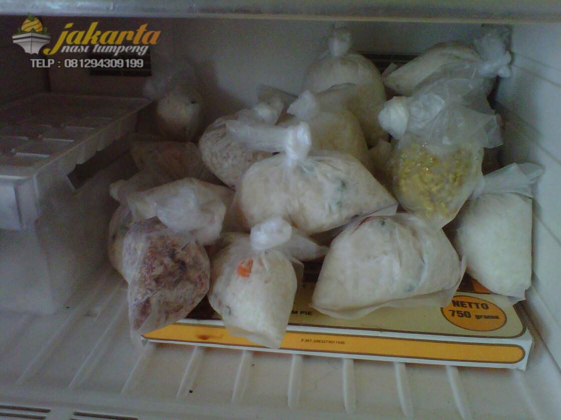 Cara Simpan Nasi di Kulkas