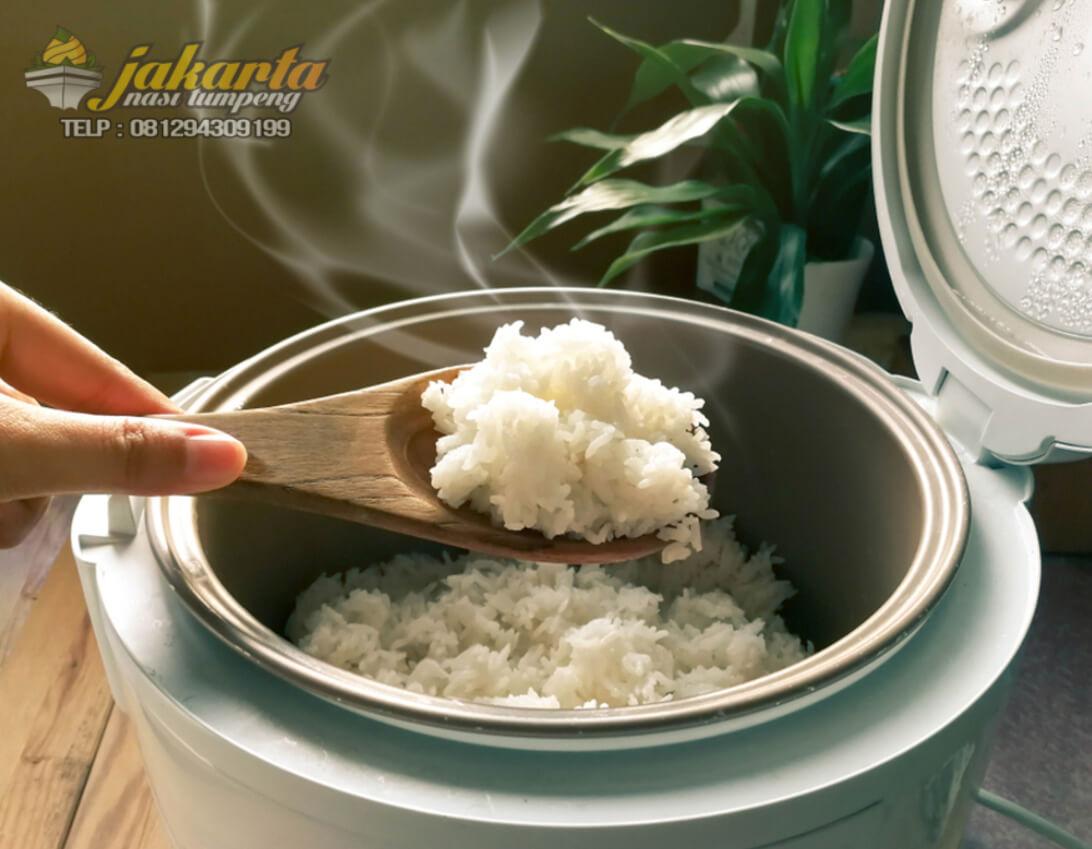 Cara Agar Nasi Tidak Basi di Rice Cooker