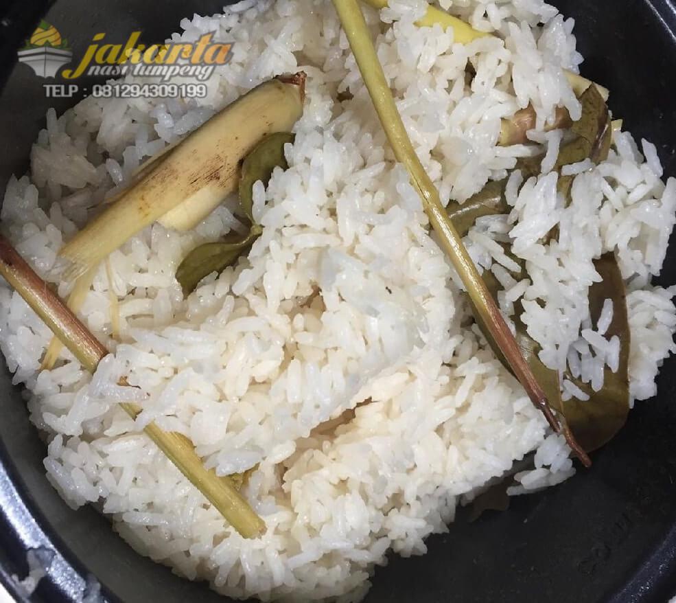 Cara Bikin Nasi Uduk
